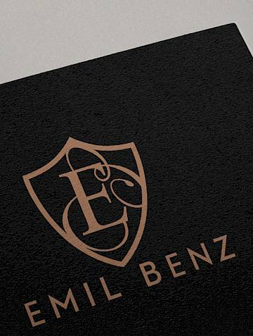 Logo Design Emil Benz
