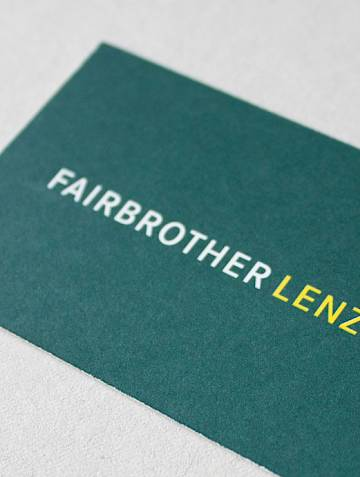 Logo Design für Fairbrother Lenz Eley